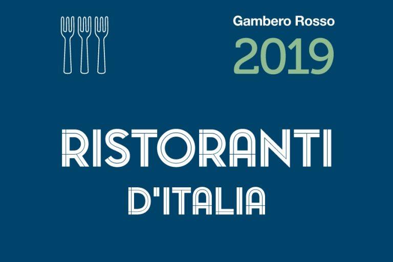 Gambero Rosso 2019 – Ristoranti d'Italia *1 Forchetta*
